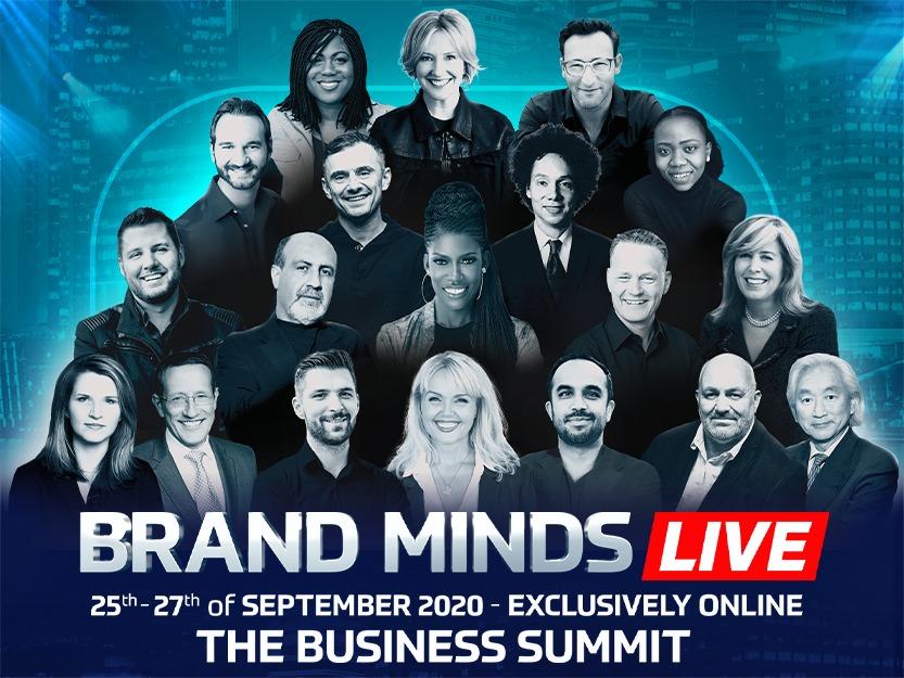 Brand minds 2020